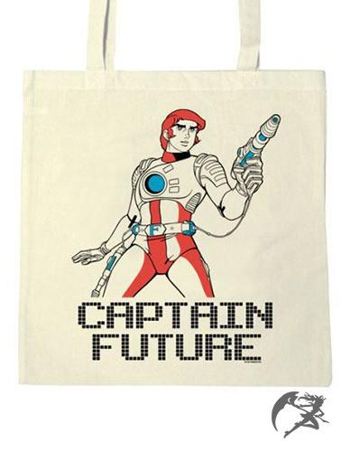 Captain Future Tragtasche