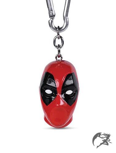 Deadpool 3D Schlüsselanhänger