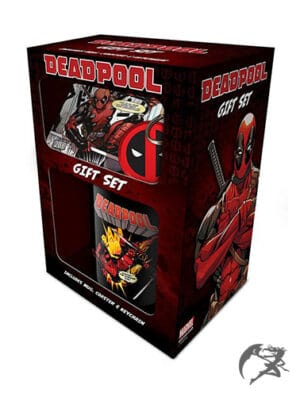 Marvel Deadpool Giftset