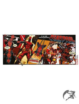 Deadpool Tasse Comic