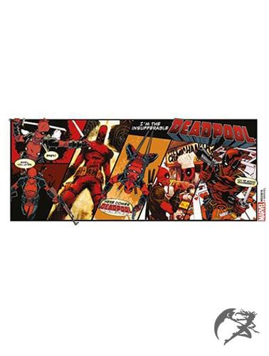 Deadpool Tasse Comic