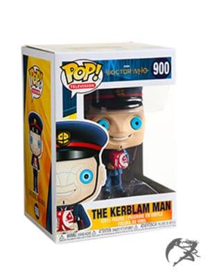 Doctor Who Funko POP The Kerblam Man