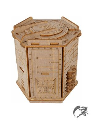 Escape Welt Fort Knox Box
