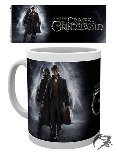 Fantastic Beasts Crimes of Grindelwald One sheet
