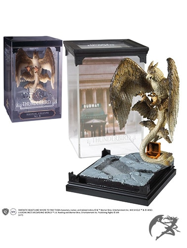 Fantastic Beasts Magical Creatures Thunderbird