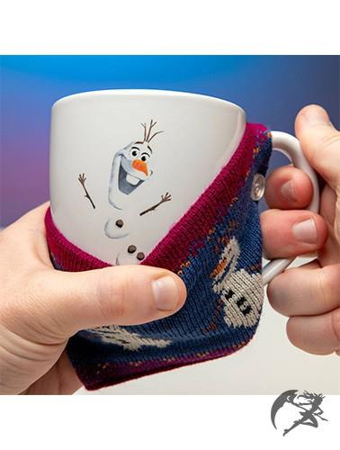 Frozen 2 Olaf mit Mantel Tasse