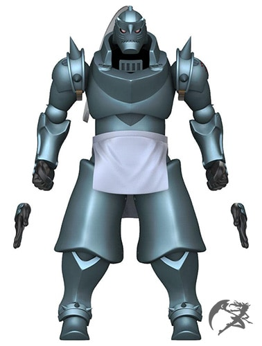 Fullmetal Alchemist Actionfigur Alphonse Elric
