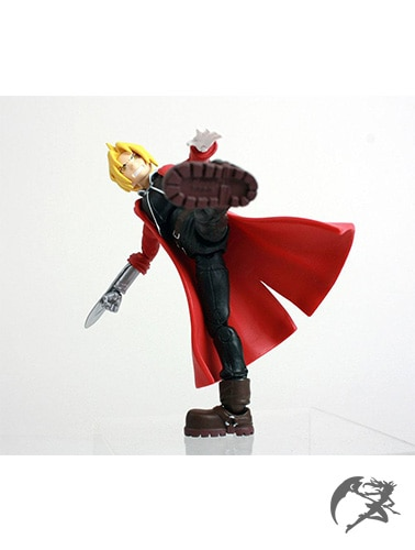 Fullmetal Alchemist Actionfigur Edward Elric
