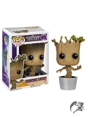 Funko POP Marvel Dacing Groot