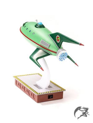 Futurama Planet Express Raumschiff