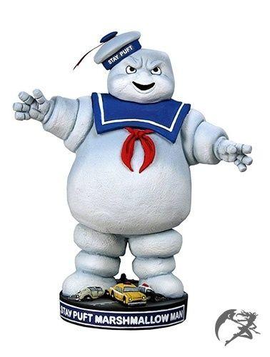 Ghostbusters Wackelkopf Figur Stay Puft