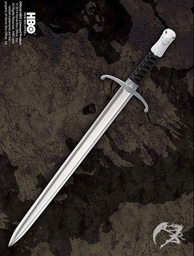 GoT Brieföffner Jon Snow`s Schwert Longclaw