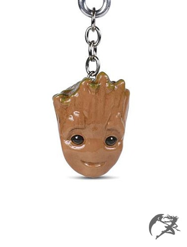 Guardians of the Galaxy Baby Groot Schlüsselanhänger