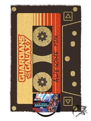 Guardians of the Galaxy Fussmatte Mixtape