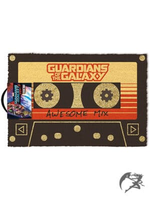 Guardians of the Galaxy Fussmatte Mixtape