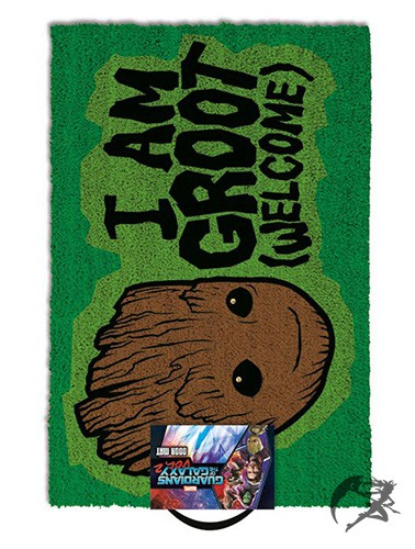 Guardians of the Galaxy I am Groot Fussmatte