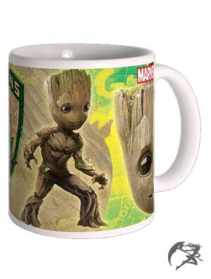Guardians of the Galaxy Vol2 Tasse Young Groot