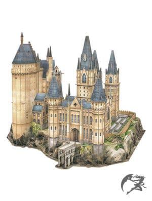 Harry Potter 3D Puzzle Astronomieturm