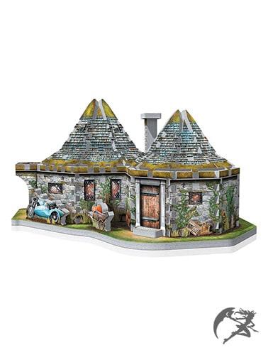 Harry Potter 3D Puzzle Hagrids Hütte
