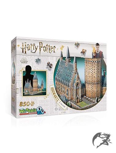 Harry Potter 3D Puzzle Hogwarts Grosse Halle