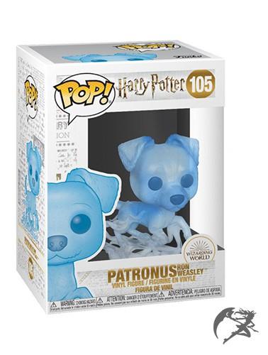 Harry Potter Funko POP Patronus Ron Weasley