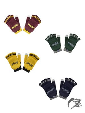 Harry Potter Handschuhe Fingerlos