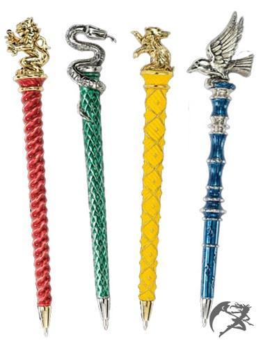 Harry Potter Hogwarts Häuser Kugelschreiber