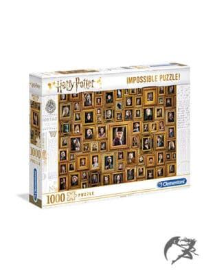 Harry Potter Impossible Puzzle Portraits
