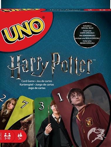 Harry Potter Kartenspiel UNO