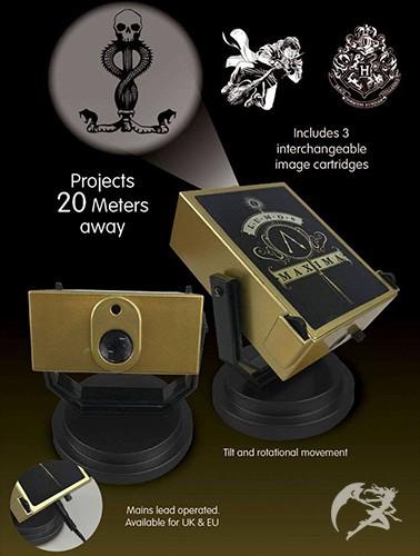 Harry Potter Licht-Projektor Lumos Maxima