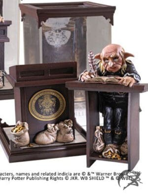 Harry Potter Magical Creatures Gringotts Goblin