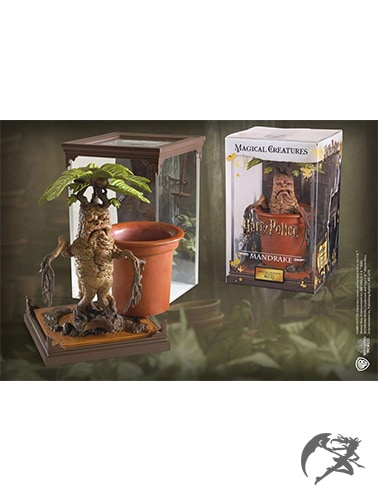 Harry Potter Magical Creatures Mandrake