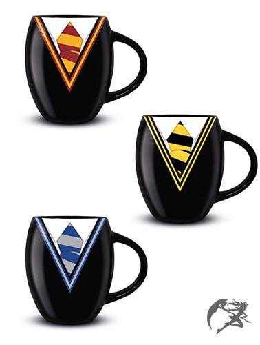Harry Potter Oval Tasse Hogwarts Uniform