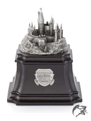 Harry Potter Pewter Collection Hogwarts Spieluhr