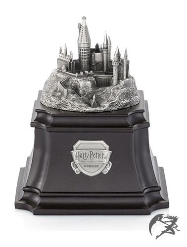 Harry Potter Pewter Collection Hogwarts Spieluhr