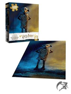 Harry Potter Puzzle Dobby