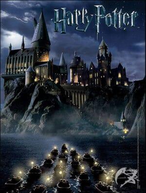 Harry Potter Puzzle Hogwarts Boats