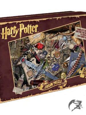 Harry Potter Puzzle Horcruxe