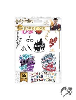 Harry Potter Sticker Set Symbols