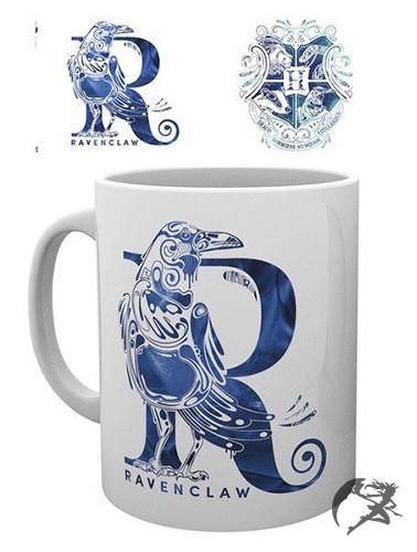 Harry Potter Tasse Ravenclaw Monogram