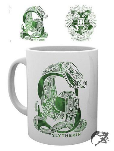 Harry Potter Tasse Slytherin Monogram