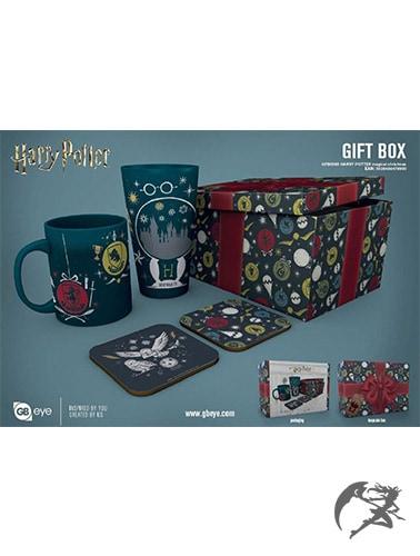 Harry Potter Weihnachts Geschenk Set
