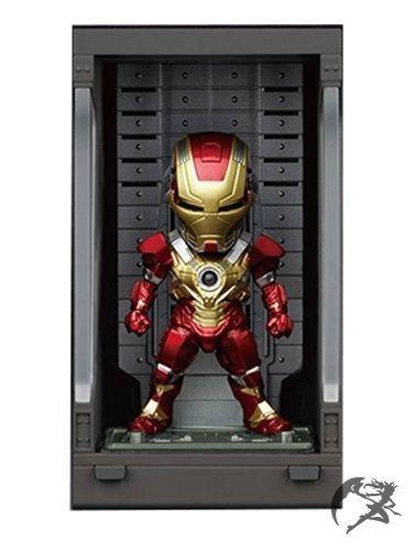 Iron Man Mini Egg Attack Iron Man Mark XVII