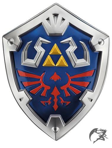 Legend of Zelda Links Hylia Schild