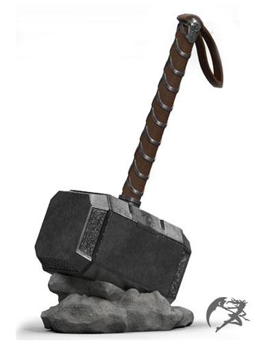 Marvel Spardose Mjölnir 28 cm