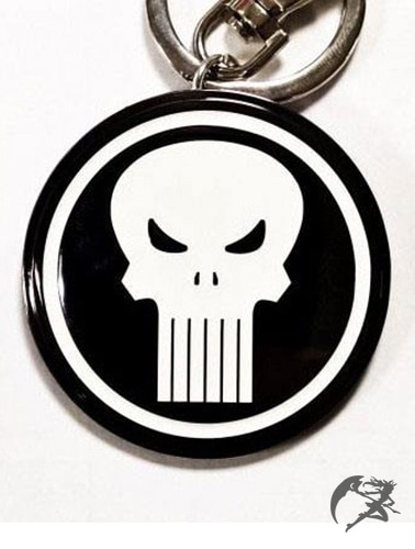 Marvel The Punisher Schlüsselanhänger