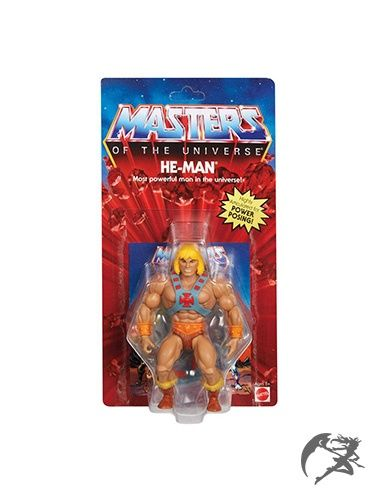 Masters of the Universe Origins 2020 He-Man