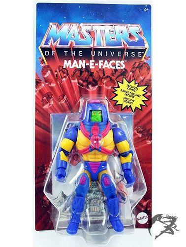 Masters of the Universe Origins 2020 Man-E-Faces