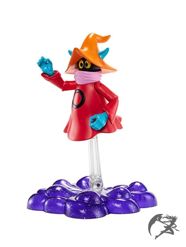 Masters of the Universe Origins 2020 Orko