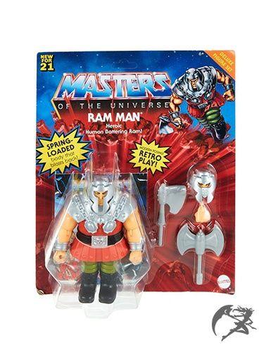 Masters of the Universe Origins 2021 Ram Man